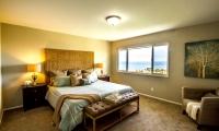 bedroom master view