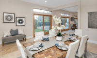 dining room to outdoors kitchdn